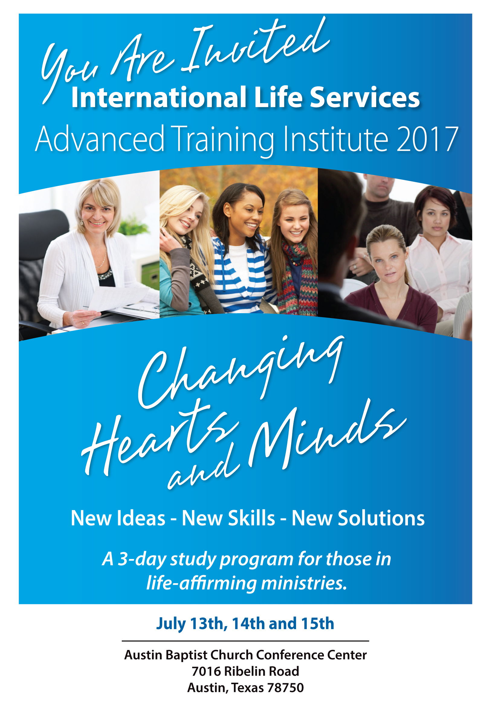 Advanced Training Institute 2017: Changing Hearts and Minds